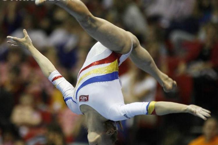 Echipa feminina de gimnastica s-a calificat in finala Campionatului European