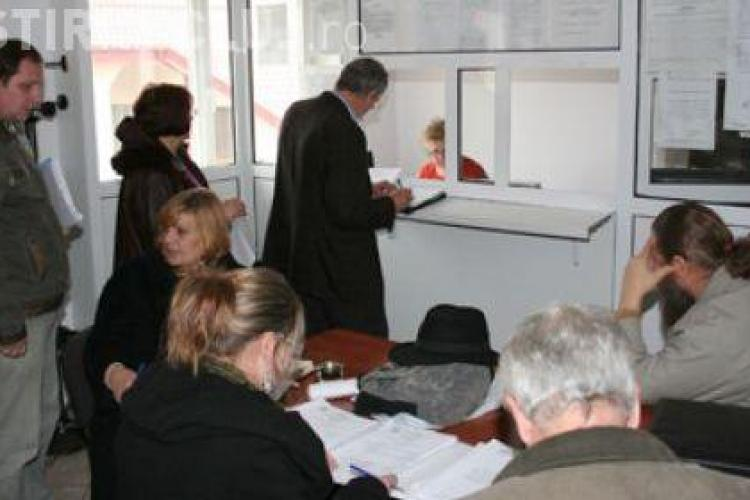 Sindicalistii de la Cadastru Cluj ameninta cu blocarea activitatii imobiliare