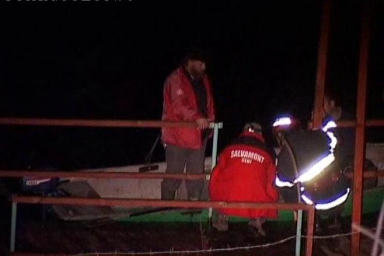 DRAMA! Doua persoane s-au inecat in lacul de acumulare de la Belis-Fantanele, judetul Cluj. Pompierii ii cauta si astazi cu barcile de salvare- VIDEO