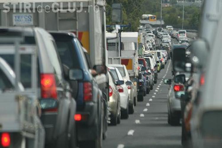 Numarul masinilor care circula pe drumurile romanesti s-ar putea dubla in urmatorii 15 ani
