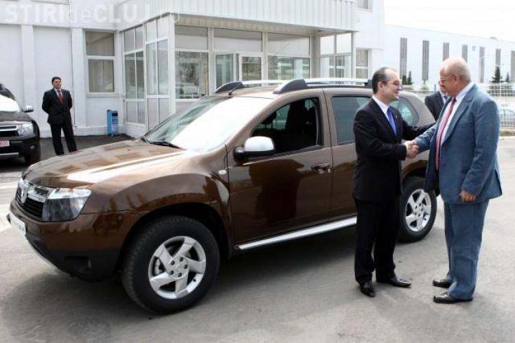 Un grup interministerial va lucra la strategia pentru trecerea la automobilul electric