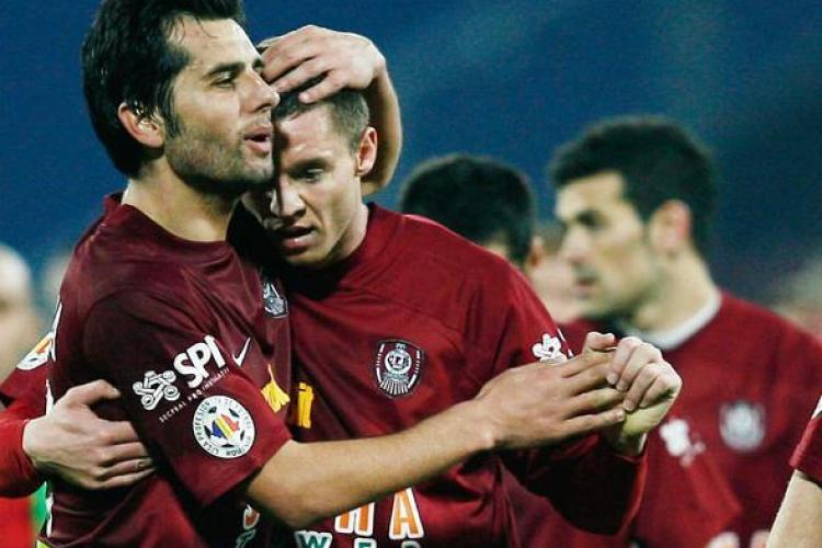 "Bud, ""groparul"" echipei Unirea Alba Iulia: E pentru prima data cand dau trei goluri"