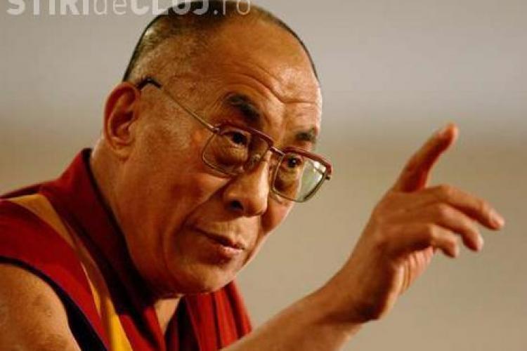 Dalai Lama vine la toamna in Romania