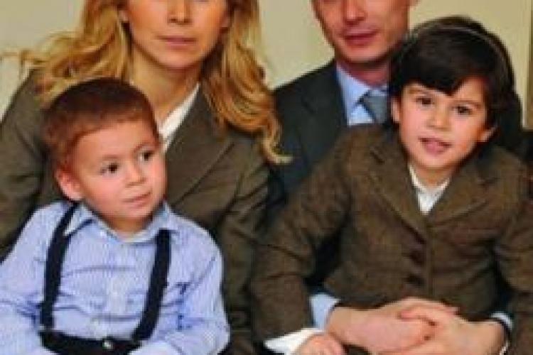 Bogdan Olteanu s-a impacat cu sotia la aproape un an de la divort
