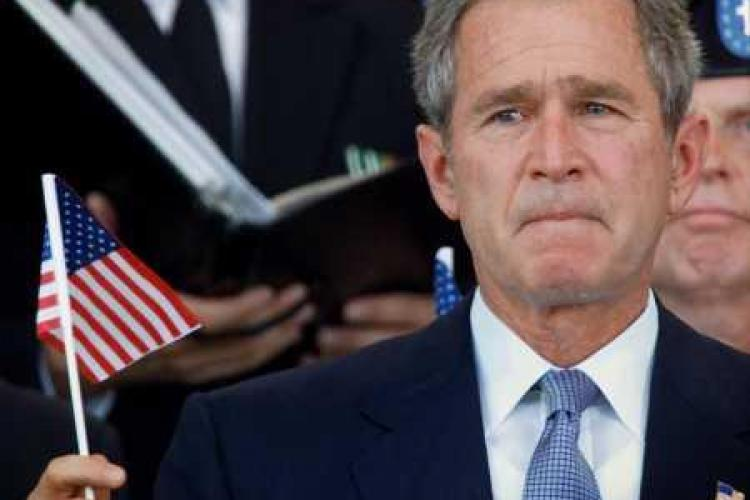 George W. Bush, Colin Powell si fostul premier spaniol Aznar vin in Romania la lansarea unui post TV