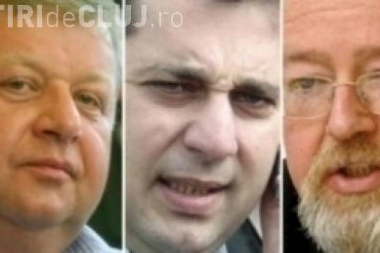 Florin Costinui, Marius Locic si Costel Casuneanu urmeaza sa fie eliberati, a dictat Inalta Curte de Casatie si Justitie