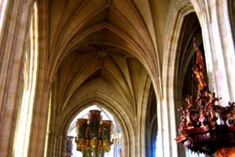 Concert la catedrala Sfantul Mihail in memoria presedintelui polonez si a victimelor de la Katin - VIDEO