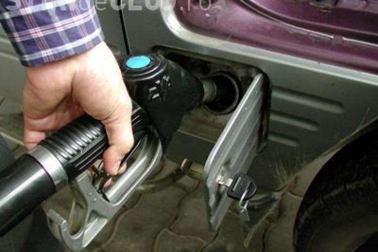 Soferii clujeni cu masini scumpe nu au bani sa faca plinul cu benzina, asa ca o fura