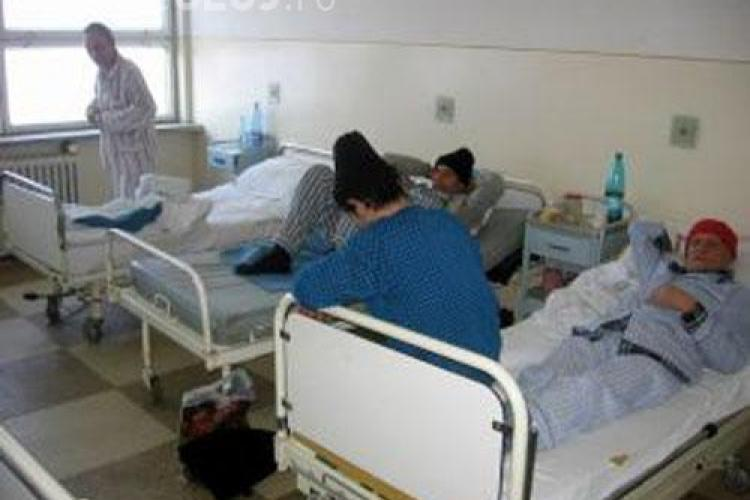 Un barbat de 34 de ani cautat pentru furt se ascundea in sanatoriul de la Savadisla