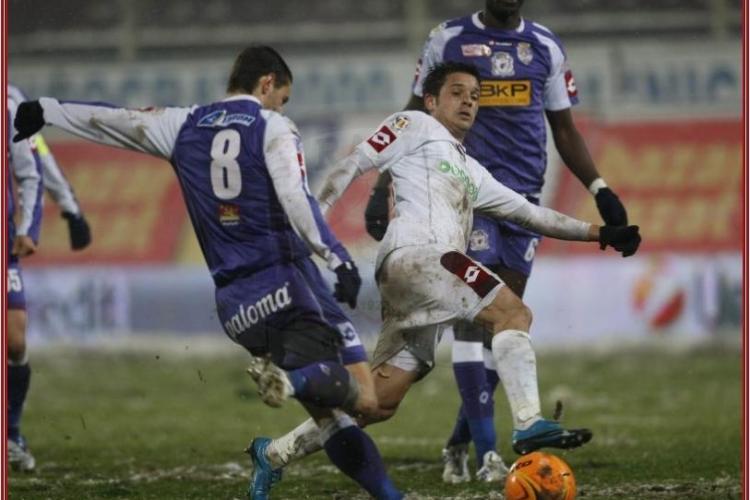 Decizie LFP: Rapid pierde meciul cu Timisoara la masa verde