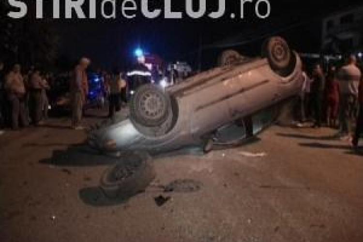 Ancheta interna printre politistii din Huedin in cazul accidentului in care a fost implicat procurorul Gheorghe Brad