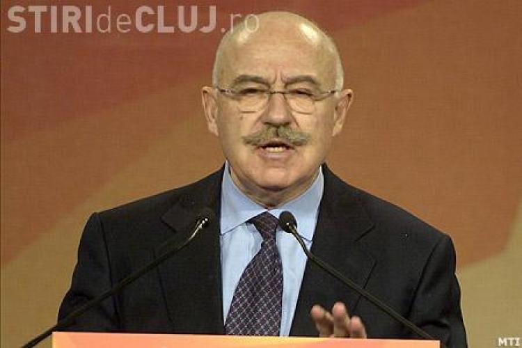 Noul ministru de externe maghiar, Janos Martonyi, s-a nascut la Cluj