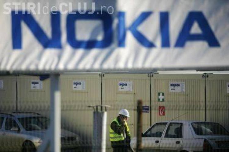 Nokia isi trimite angajatii de la Jucu in concediu fara salariu! Un muncitor castiga sub 150 euro pe luna EXCLUSIV
