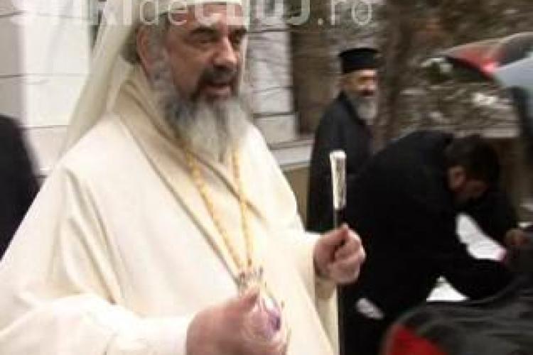 Patriarhul Daniel, duminica la Turda, la sfintire unei bisericii din Baile Sarate