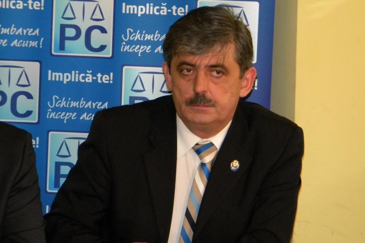 Horea Uioreanu, reales vicelider al grupului parlamentar liberal din Camera Deputatilor