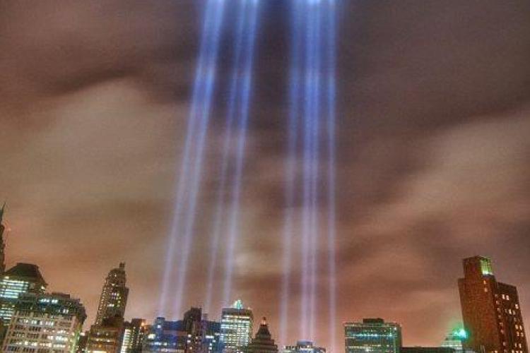 Cum va comemora New York-ul 10 ani de la tragedia de la 9/11!
