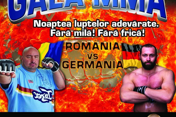 Gala MMA, la Sala Sporturilor in 29 octombrie! Puya canta in deschidere