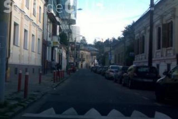 Pragurile de sol au redus cu 85% numarul accidentelor grave in Gheorgheni VIDEO