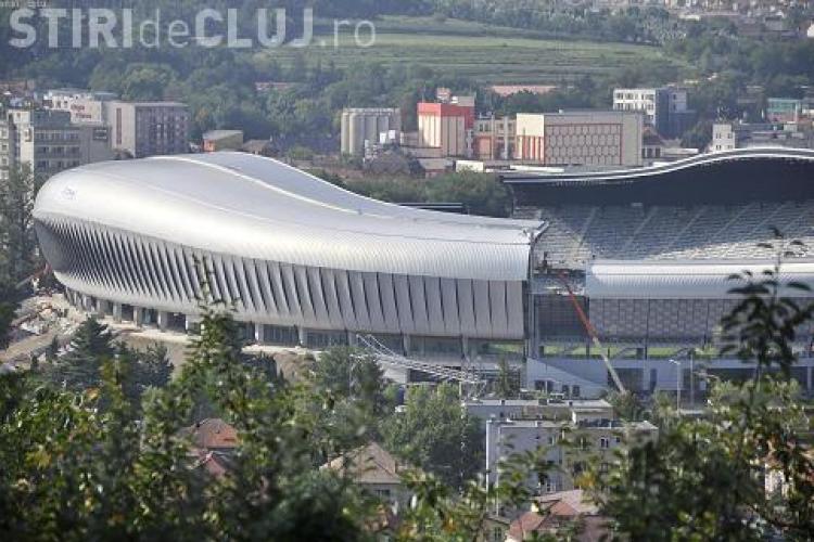 Cluj Arena ar putea fi demolata la cererea unor arhitecti clujeni! VEZI de ce