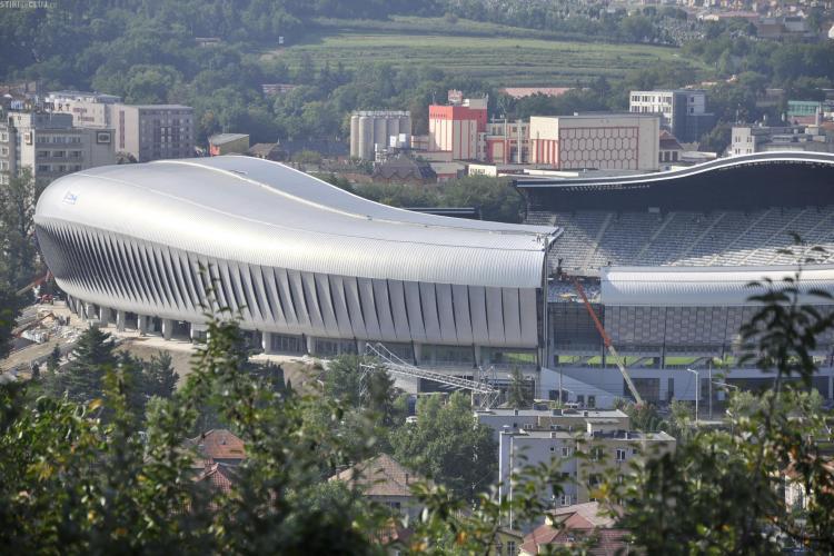 Boc face pace: U si CFR pot juca pe Cluj Arena, in cupele europene VIDEO