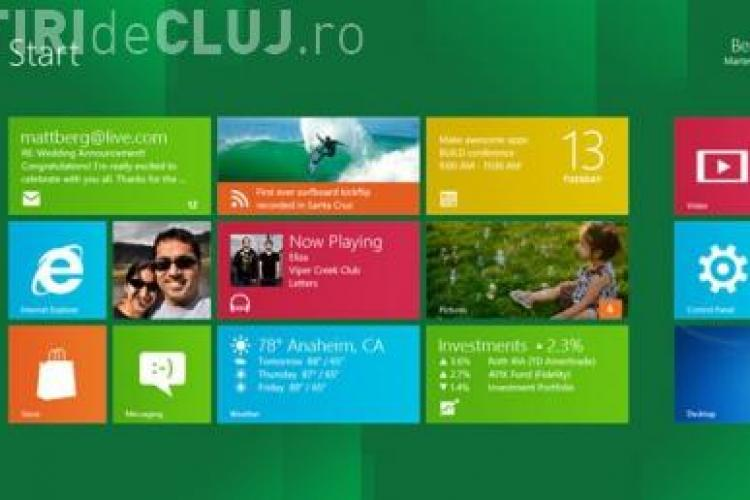 Cum arata Windows 8! Sistemul de operare e total schimbat fata de editiile precedente