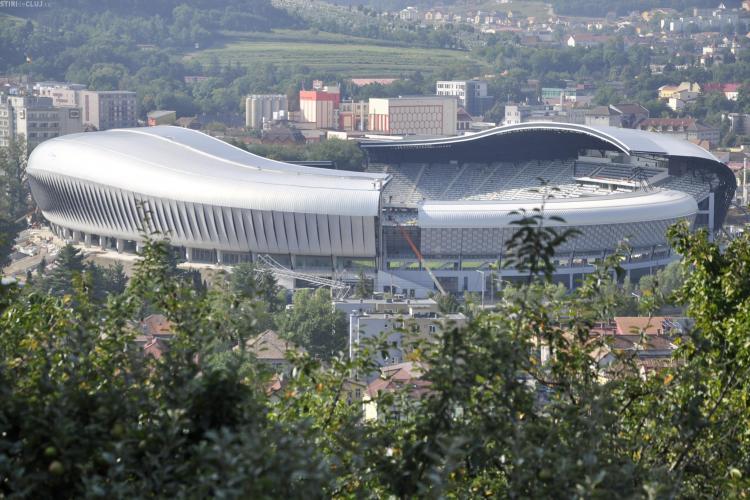 Atac la Cluj Arena! Un deputat clujean cere o comisie parlamentara care sa verifice cheltuirea banilor publici