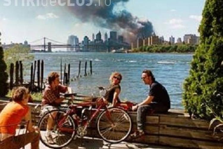 Ce fotografie de la 11 septembrie 2001 creeaza controverse FOTO