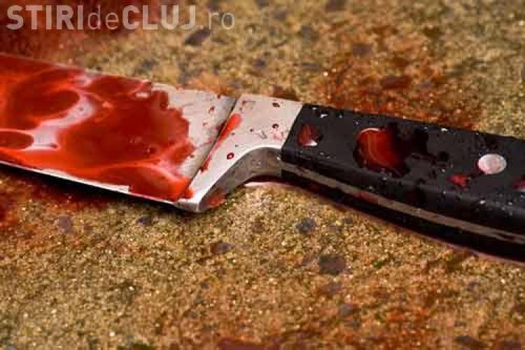 Un barbat din Turda si-a omorat partenerul de pahar