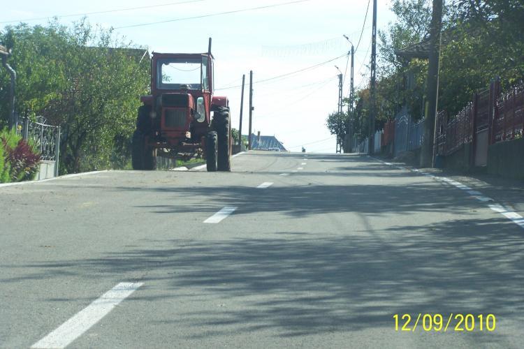 Incep lucrari de reabilitare a drumurilor drumuri judetene din proiectul de 400 de kilometri