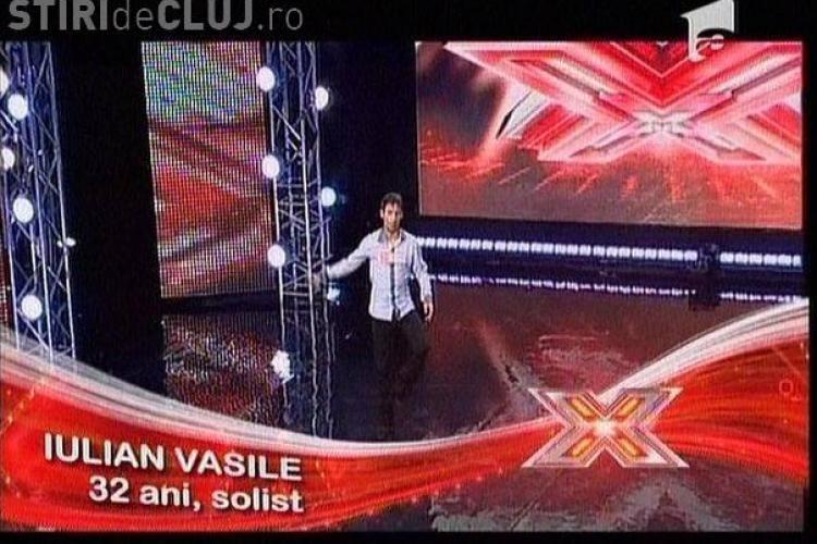 "Vasile Iulian - X Factor - VIDEO: Paula Seling a fost uimita de vocea lui: ""Esti fascinant. As putea sa te ascult toata ziua"""