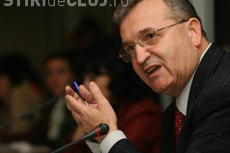 Vasile Puscas, participa miercuri, 7 septembrie, la un seminar la Bruxelles
