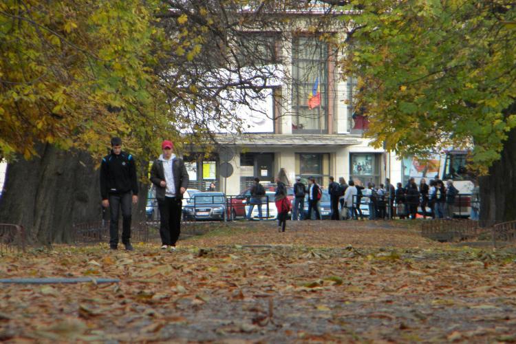Cati metri patrati de verdeata sunt pe cap de locuitor in Cluj-Napoca. Unde ar putea aparea doua noi parcuri VIDEO