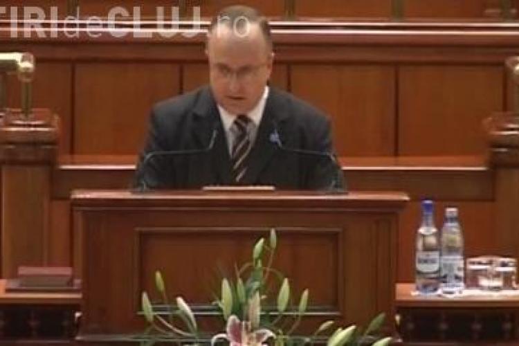 Calian o comite din nou: Vrea confirmarea decesului deputatului Palfi Zoltan VIDEO
