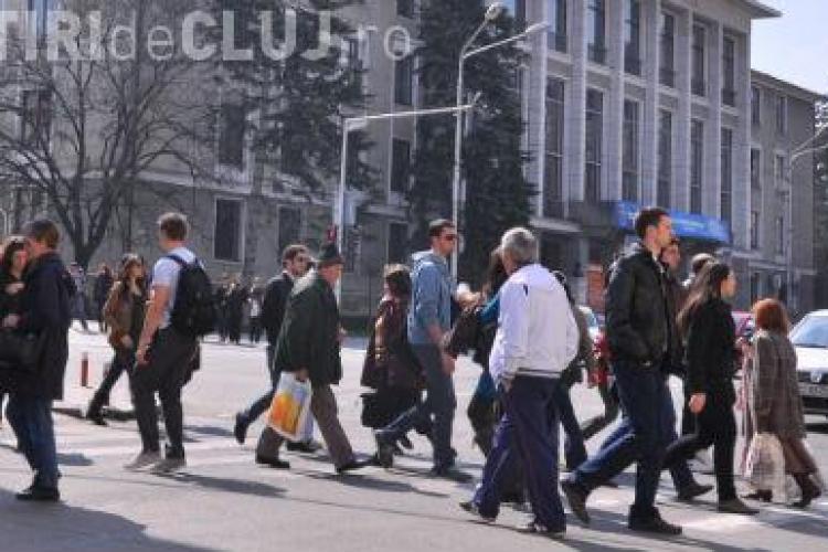 Recensamant 2011 Cluj: Mii de clujeni au cerut sa fie recrutati! Vezi cat vor castiga