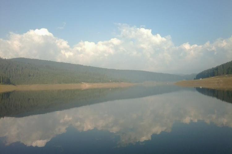 Seceta pana in luna noiembrie! Lacurile din Ardeal sunt, insa, pline