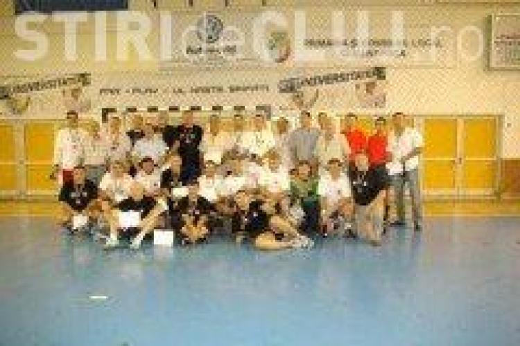 HC 77 - Old Boys, derby -ul Campionatului Judetean de Handbal