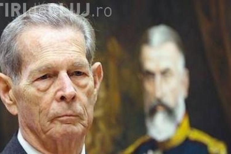 Regele Mihai I nu este dorit in Parlament de PDL
