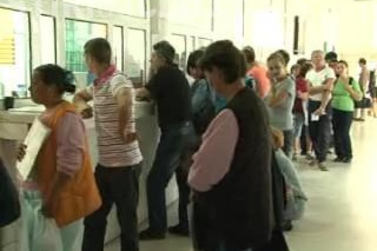 Cluj: Bursa generala a locurilor de munca, in 22 si 23 septembrie, la Expo Transilvania VIDEO