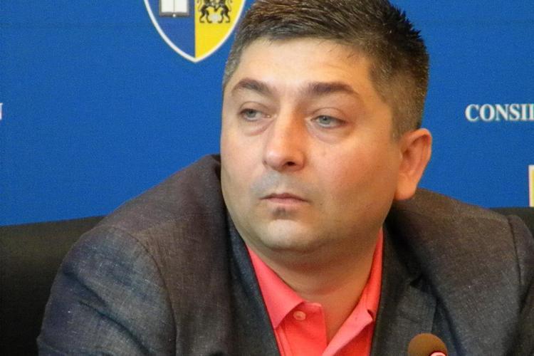 Tise isi face campanie electorala pe spatele Cluj Arena? Vezi dovada