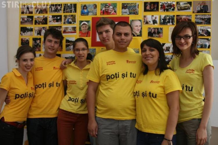 Donatie de 118.000 de lei pentru Asociatia Little People Romania