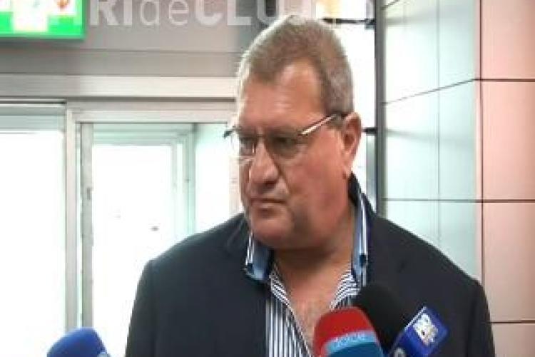 Iuliu Muresan: Vom ceda stadionul din Gruia Consiliului Judetean Cluj VIDEO