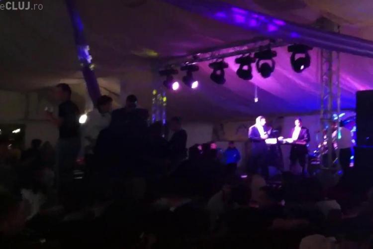 Aurel Tamas a facut senzatie la Septemberfest, pe platoul Salii Sporturilor VIDEO