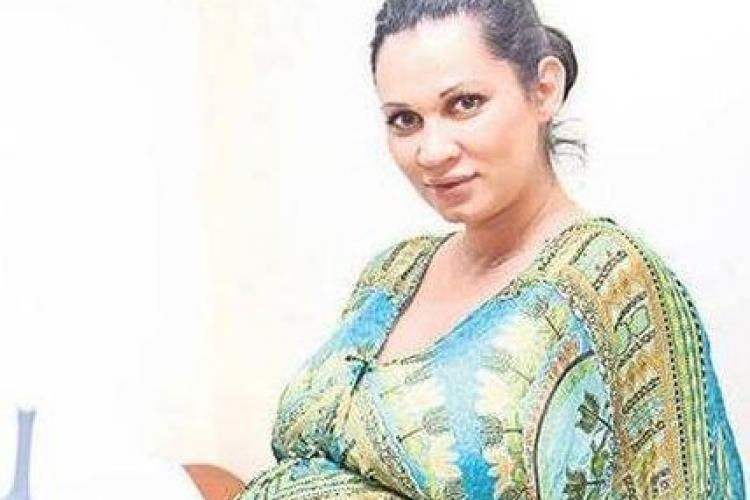Nicoleta Luciu a nascut tripleti