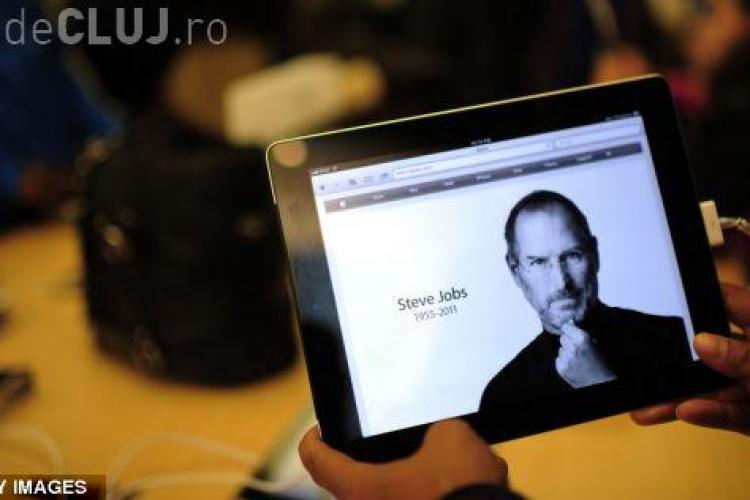 Reactii dupa moartea lui Steve Jobs! Barack Obama, Mark Zuckerberg si seful Google au trimis mesaje de condoleante