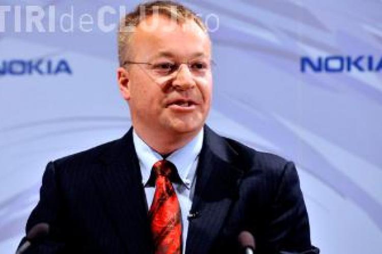 Stephen Elop, presedintele NOKIA: Productia de smartphone-uri nu este posibila la Jucu