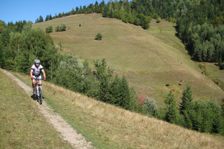 Maraton de mountainbike in Muntii Gilaului, duminica, 25 septembrie