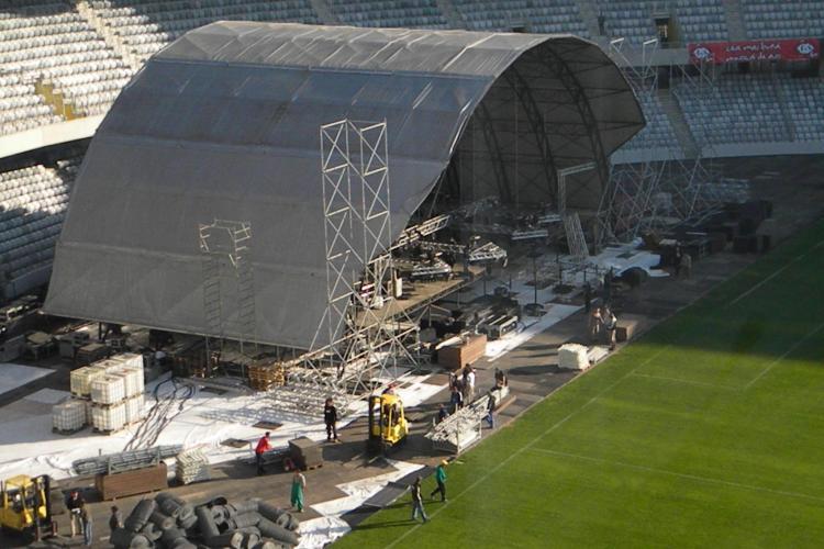 Cum va fi vremea la concertul Scorpions de pe Cluj Arena! Prognoza pe ore