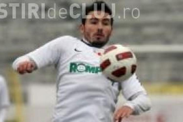 Gaz Metan Medias - U Cluj LIVE SCORE 2-5