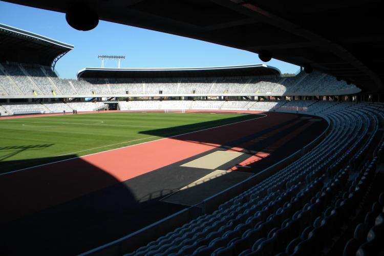 Cluj Arena, inainte de inaugurare! Imagini spectaculoase FOTO