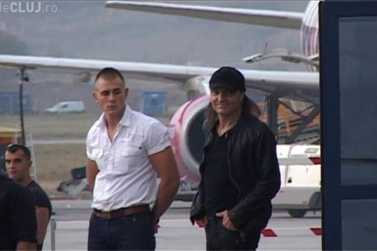 Bianca Dragusanu, in acelasi avion cu Scorpions: Sunt oameni normali. Nimic iesit din comun VIDEO